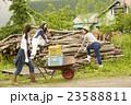 農業女子 仕事風景 23588811