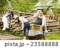 農業女子 仕事風景 23588888
