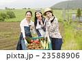 農業女子 ポートレート 23588906