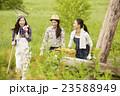 女性 3人 農業女子の写真 23588949