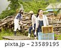 農業女子 仕事風景 23589195