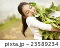 農業女子 ポートレート 23589234