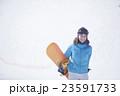 スノーボード 女性 23591733
