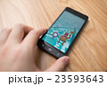 スマートフォン 23593643