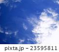 青空の朝-高彩度 23595811