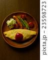 オムライス 23598723