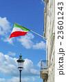 たなびくイタリアの国旗 23601243