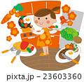 キッチン 23603360