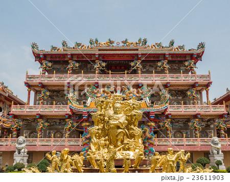 Naja Chinese temple 23611903