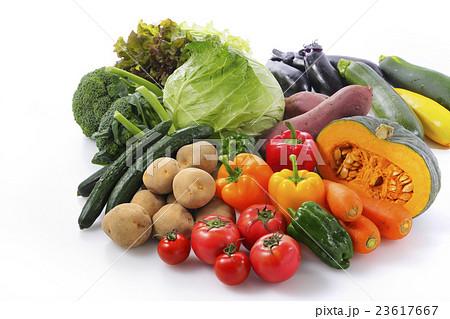 野菜集合イメージ 23617667