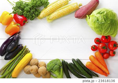野菜の集合 23618136