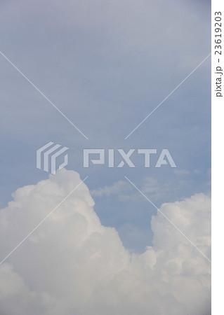 積乱雲 perming  季節の風景 写真素材 23619203