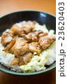 タンドリーチキン丼 23620403