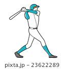 バッター 野球 23622289