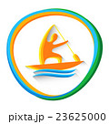 Canoe Sprint Athlete Sport Competition Icon 23625000
