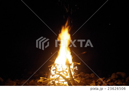焚き火3 23626506