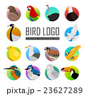 Set of Bird Logo Vector Illustration 23627289