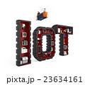 工業分野におけるモノのインターネットのコンセプト。 23634161