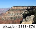 夕方のグランドキャニオンの絶景 アメリカ アリゾナ 23634570