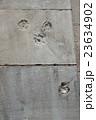 ベトナム フエの阮朝王宮の王宮門(午門)に残るベトナム戦争時の弾痕 23634902