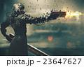ゲーム SF キャラクターのイラスト 23647627