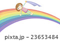 子ども メルヘン 少女のイラスト 23653484