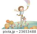 少年 子ども 描くのイラスト 23653488