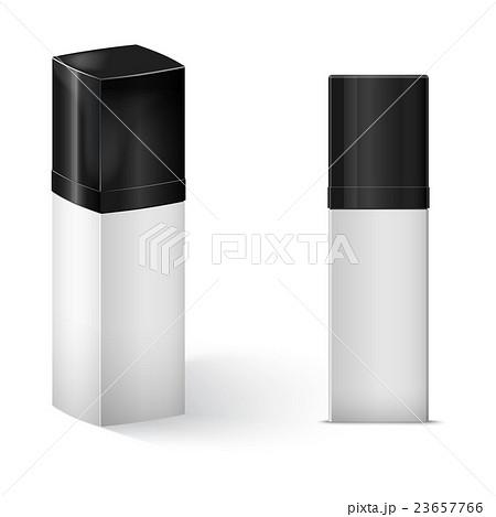 Cosmetic bottle for creamのイラスト素材 [23657766] - PIXTA