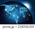 世界のネットワーク 23658100