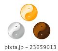 陰陽マーク 23659013