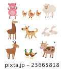 Farm Animals Set 23665818