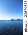 洞爺湖(湖岸) 23670658