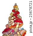 キノコタワー 23678721