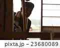 男性 シニア 農家の写真 23680089