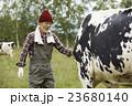 畜産 仕事風景 23680140