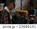 ポートレート 男性 シニアの写真 23680141