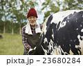 畜産 仕事風景 23680284