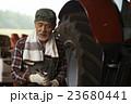 男性 シニア 農家の写真 23680441