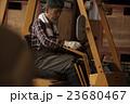 男性 シニア 農家の写真 23680467