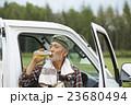 男性 シニア 農家の写真 23680494