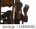 男性 シニア 農家の写真 23680582