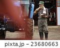人物 男性 シニアの写真 23680663