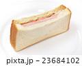 おいしいサンドウィッチ(ハムサンド) 23684102