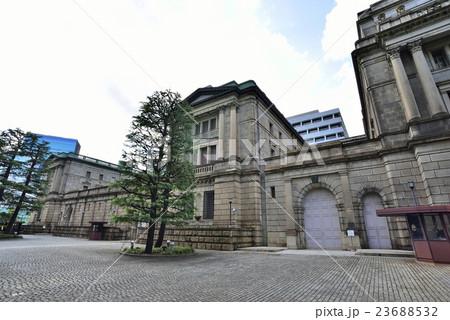 日本銀行 日銀 23688532