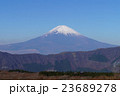 大涌谷から見る富士山 23689278