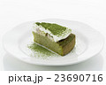 抹茶ケーキ 23690716