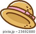 麦わら帽子 23692880