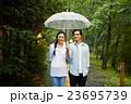 人物 恋人 カップルの写真 23695739