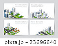 Templates of business cards 23696640