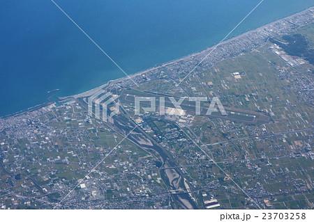 高知龍馬空港 航空写真 23703258